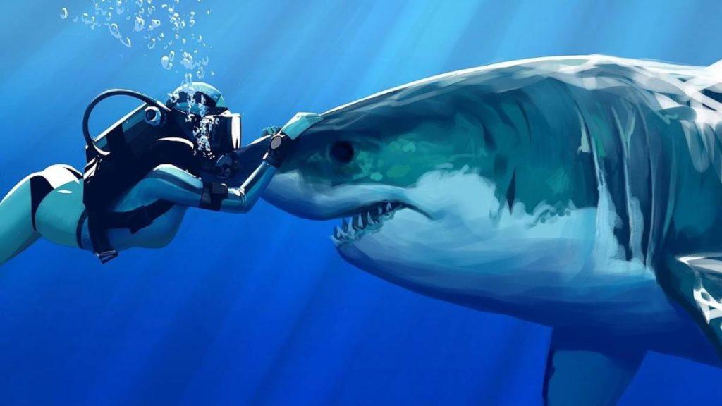 ¿Que significa soñar con tiburones? 2020