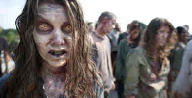 Soñar con zombies o muertos vivientes