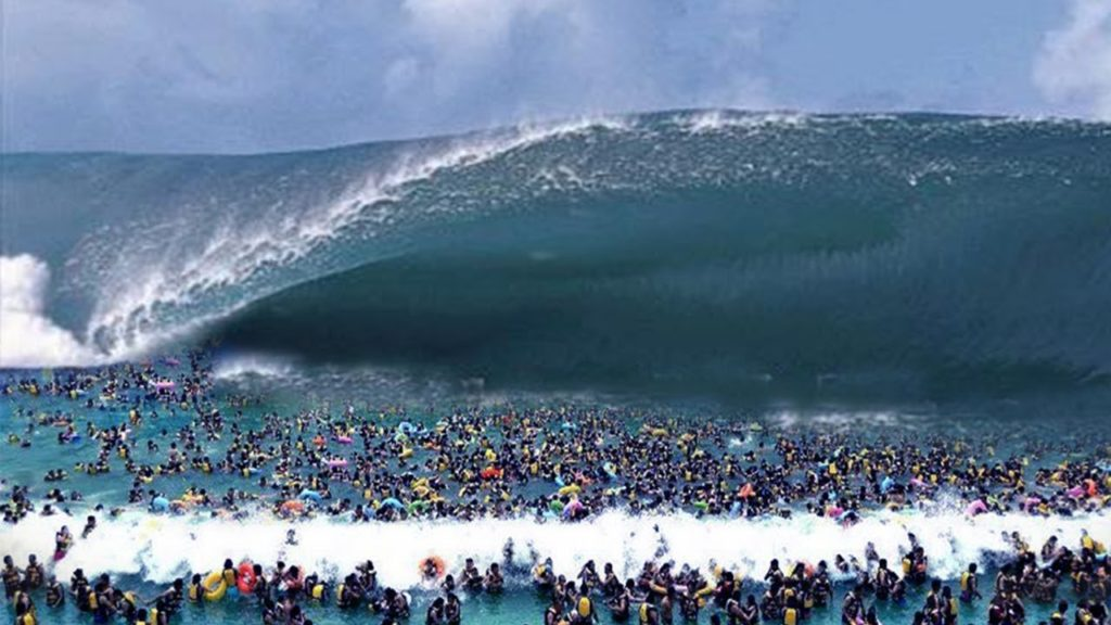 ¿Qué significa soñar con un tsunami? 2021