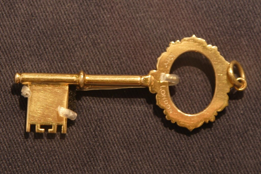 Key to the City of London Charles Lindbergh
