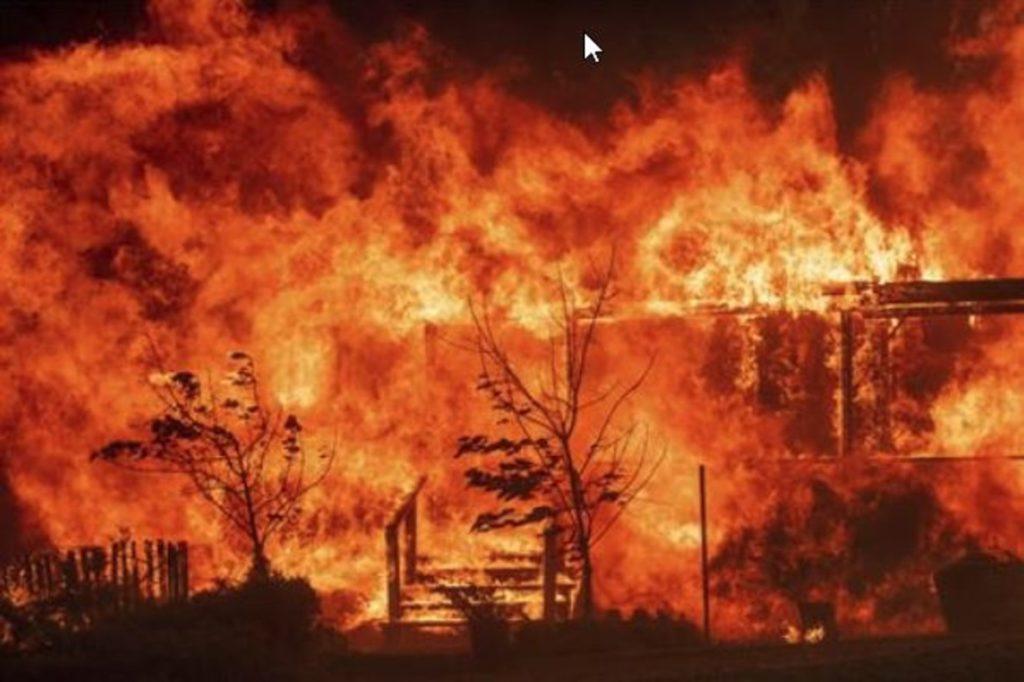 ¿Qué significa soñar con incendio? 2019