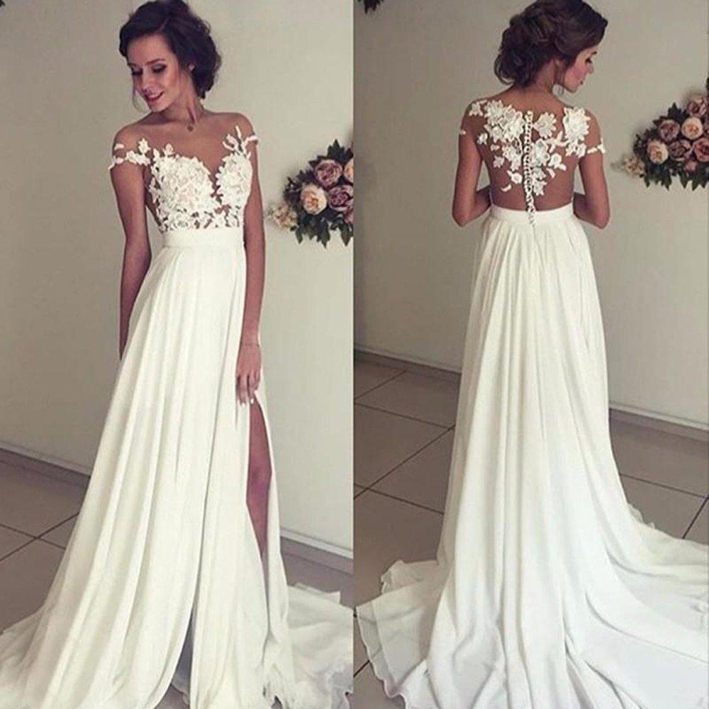 Significado de soñar con un vestido de novia 2020