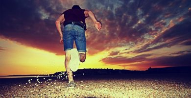 ¿Qué tan curioso es soñar  con huir?