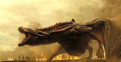 El fantásticos significado de soñar con Dragones