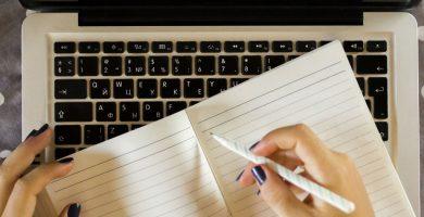 Soñar con escribir, sueños sin igual