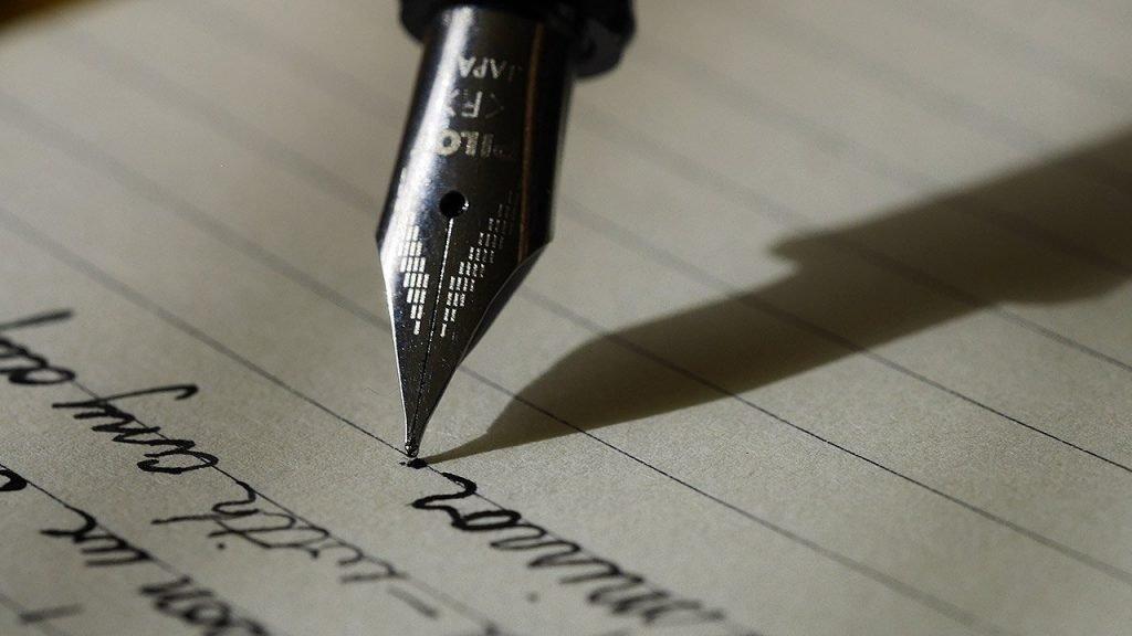Soñar con escribir, sueños sin igual 2021