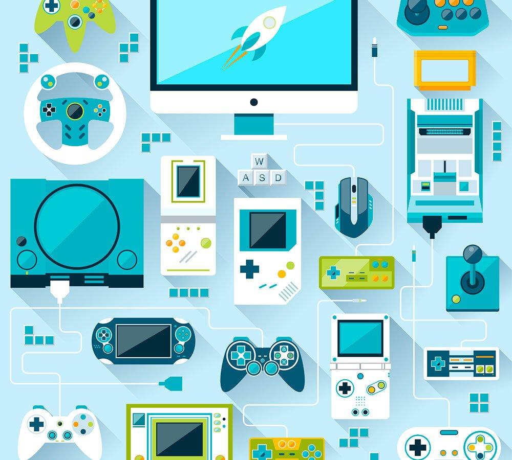 El gran evento de soñar con videojuegos 2020
