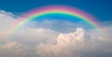Soñar con arcoíris, interpretaciones muy cautivadoras