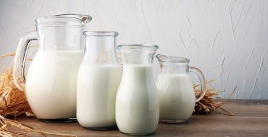 ¿Qué tan extraño es soñar con leche?
