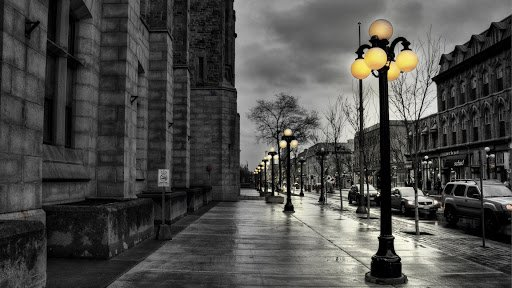 Soñar con calles, muchos caminos por recorrer 2020