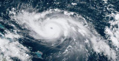 Soñar con huracán, los sueños más agitados