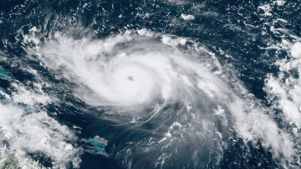 Soñar con huracán, los sueños más agitados 2021