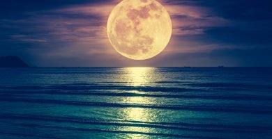Soñar con la luna, sueños misteriosos