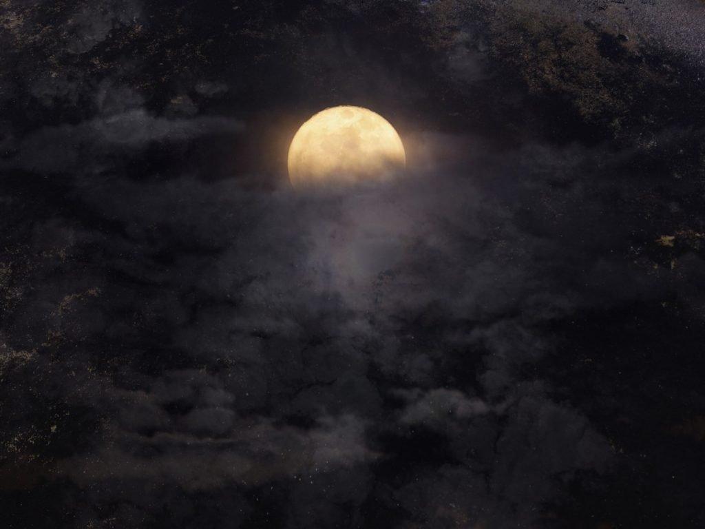 Soñar con la luna, sueños misteriosos 2021